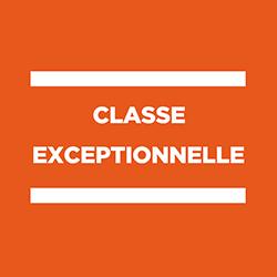 classe exceptionnelle - Sgen-CFDT