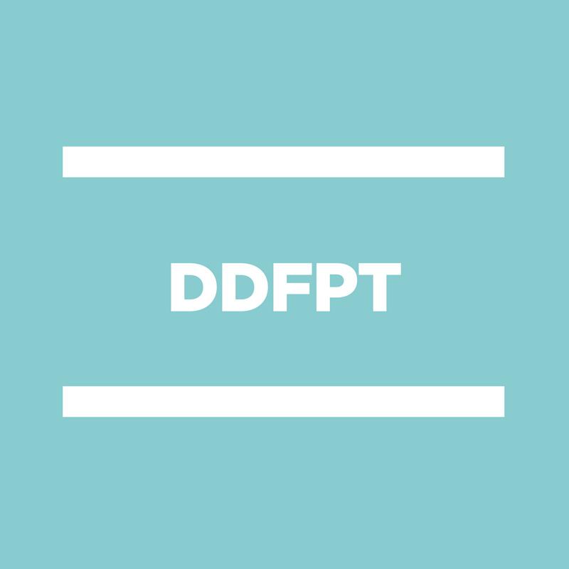 Candidature aux fonctions de DDFPT