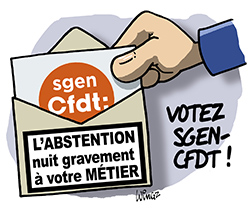 CIO - DRONISEP - ONISEP - élections éducation nationale 2018
