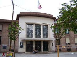 Cité scolaire Hélène Boucher, Paris