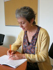 Anne De Bois, proviseure adjointe