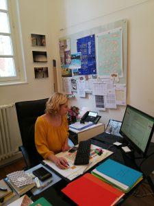 Héloïse Leboucher, personnel de direction : proviseure-adjointe, École Duperré, Paris