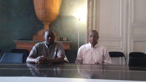 Le Sgen-CFDT Mayotte en audience à Matignon