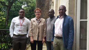 Le Sgen-CFDT de Mayotte reçu par la conseillère Éducation du Premier ministre