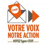 porter la voix des agents publics - la CFDT