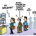 SUPPRESSION de services