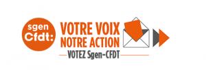 Votez Sgen-CFDT