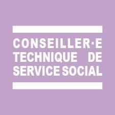 conseiller technique de service social