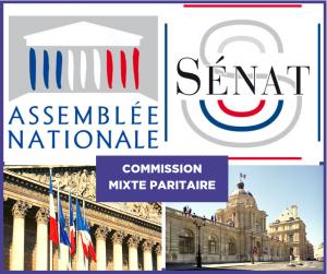 Loi pour une école de la confiance - le texte à l'issue de la commission mixte paritaire - Assemblée Nationale - Sénat