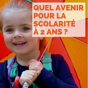 Scolarité des enfants de 2 ans : une priorité pour les REP+