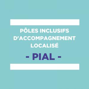 Pôles inclusifs d'accompagnement localisé