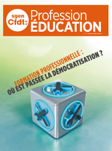 formation professionnelle - dossier