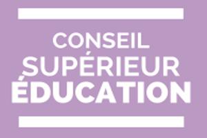 Conseil_supérieur_education