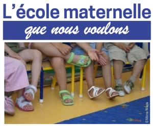 L'école maternelle que nous voulons