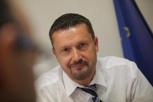 Laurent Le Drezen, Proviseur au Lycée Beaussier à La Seyne Sur Mer