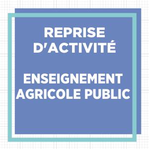 CHSCT du ministère de l'agriculture : Pour un déconfinement progressif, serein, protecteur