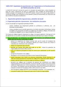 Evaluation de la première année de fonctionnement de l'IGESR