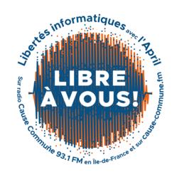 Logo de l'émission Libre à Vous sur Radio CauseCommune, 93.1 MHz en Ile de France - cause-commune.fm