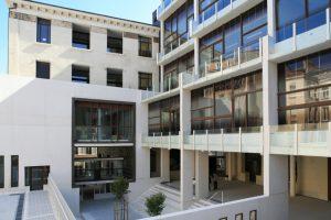 Collège Anatole France de Marseille.