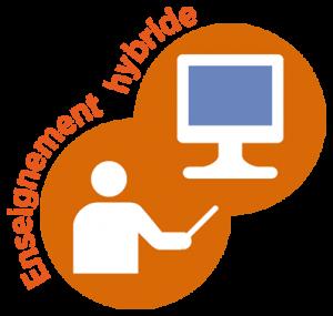 Enseignement hybride - hybridation de l'enseignement