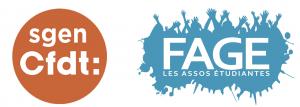 La Fage et le Sgen-CFDT appellent les agents et les étudiants à se mobiliser le 10 décembre 2020
