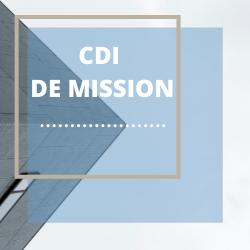 CDI de mission