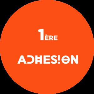 Adhérez : Première adhésion