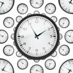 emploi du temps
