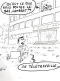 télétravail académie Grenoble