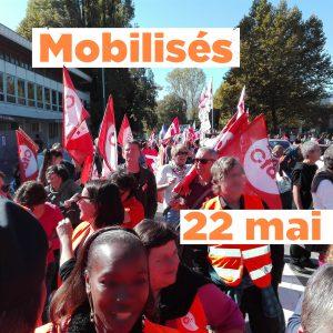 22 mai grève