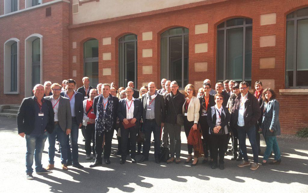 """Colloque """"Climat scolaire, pauvreté, mixité sociale et culturelle"""" - les 10 et 11 octobre 2019 à Toulouse"""