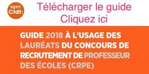 CRPE Concours