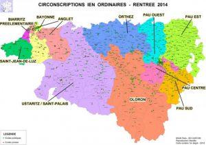 Exeat ineat Pyrénées-Atlantiques
