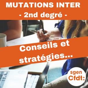 Mutations inter
