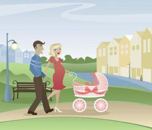 congé adoption maternité