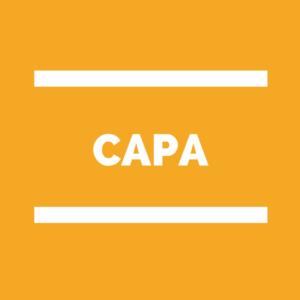 CAPA des Certifiés et AE