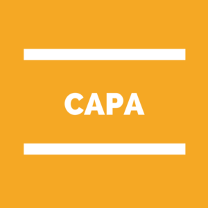 CAPA des CPE