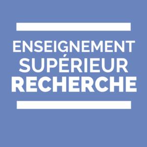 Enseignement supérieur et recherche : CTU Orléans