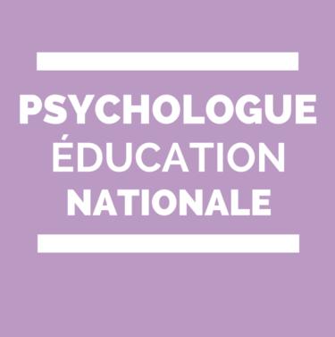 psychologues de l'éducation nationale