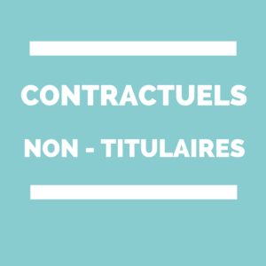 CCP des contractuels ENS-EDU-ORI