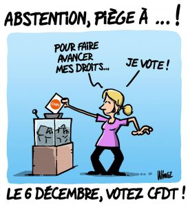ABSTENTION élections 2018