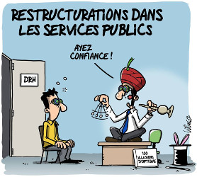 RESTRUCTURATION