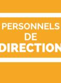 Personnels de direction