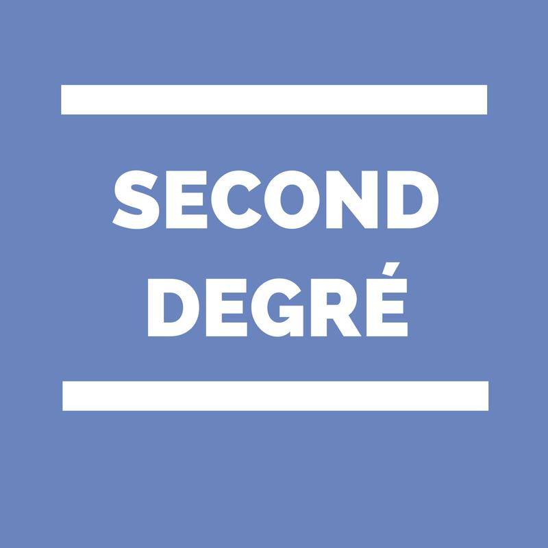 second degré