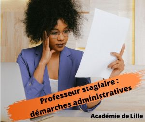 stagiaire lille academie