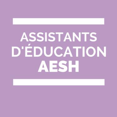 soutien aux AESH