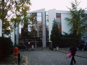 Lycée Marie-Curie de Strasbourg