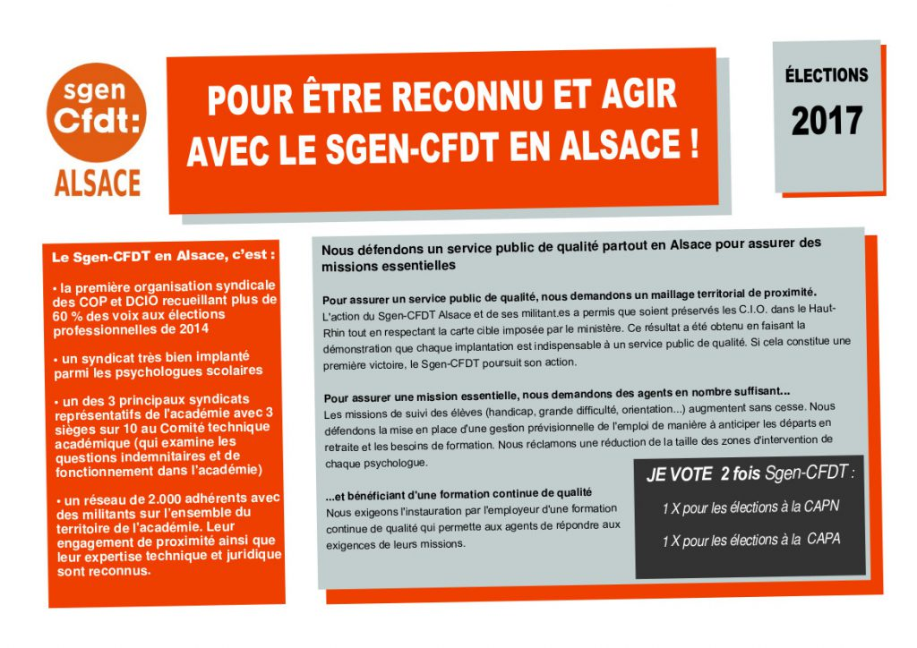 Carte Cezam Rectorat Strasbourg.L Actu Du Sgen Cfdt Alsace Premier Degre Du Bas Rhin Du 13