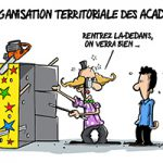 fusions des académies