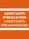 assistants d'éducation